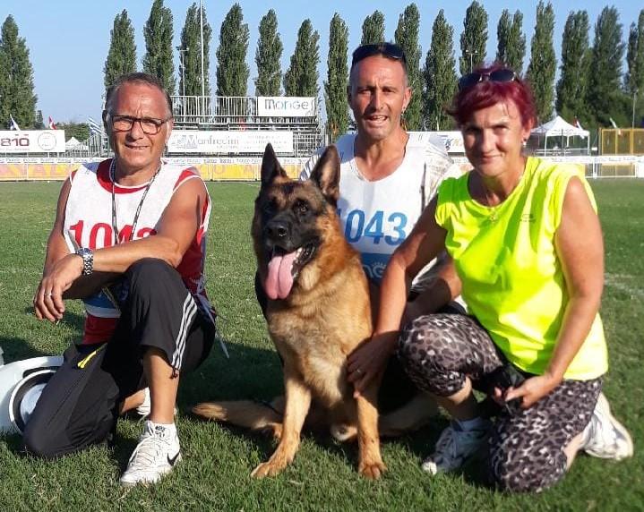 Lloyd au championnat Italie 2018